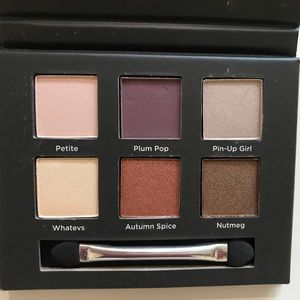 NWT Ulta Beauty ultimate 6 color Eye Shadow Pallet